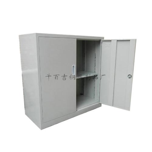 对开矮文件柜J-040